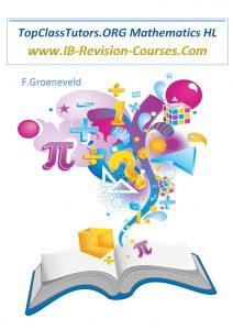 IB Math HL Revision guide - Pre-ib, mid-ib & IBDP courses